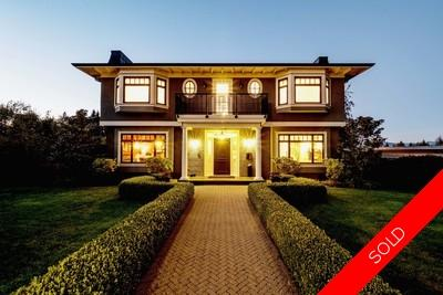Shaughnessy 2 Level with Basement:  6 bedroom