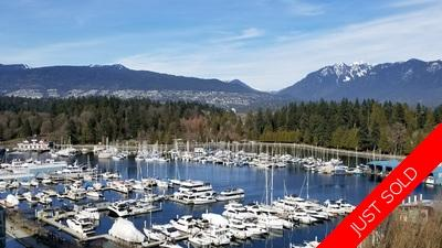 Coal Harbour Water & Park View Luxury Condo for sale