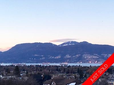 Vancouver westside luxury panoramic view home for sale