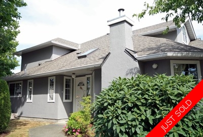 West Cambie 2 Level Home for sale:  4 bedroom 2,062 sq.ft.
