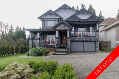 Burke Mountain 2 Level with Basement for sale:  6 bedroom 4,904 sq.ft.