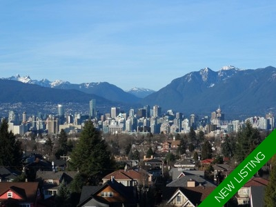 Cambie Apartment - Penthouse Unit for sale: Empire at QE Park 3 bedroom 1,228 sq.ft.