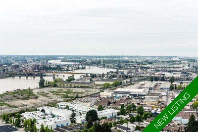 Marpole Apartment - Penthouse Unit for sale: Marine Gateway - North Tower 2 bedroom 1,297 sq.ft.