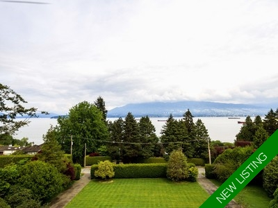 Point Grey 2 Level with Basement for sale:  5 bedroom 9,587 sq.ft.