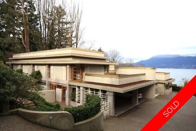 Point Grey 3 Level House for sale:  6 bedroom 9,785 sq.ft.