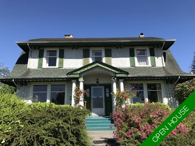 Shaughnessy 4 Level for sale:  5 bedroom 4,195 sq.ft.