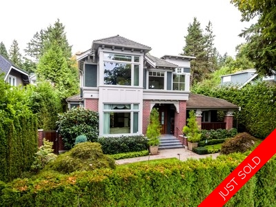 Point Grey 2 Level with Basement for sale:  5 bedroom 5,926 sq.ft.