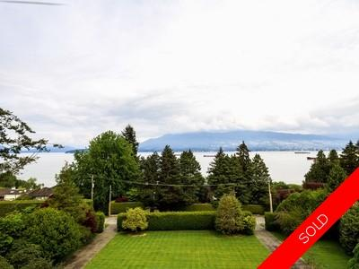 Vancouver westside luxury view home for sale