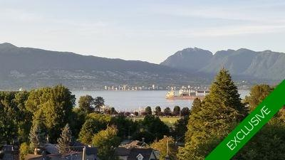 Point Grey 3 Level House for sale:  4 bedroom 3,391 sq.ft.